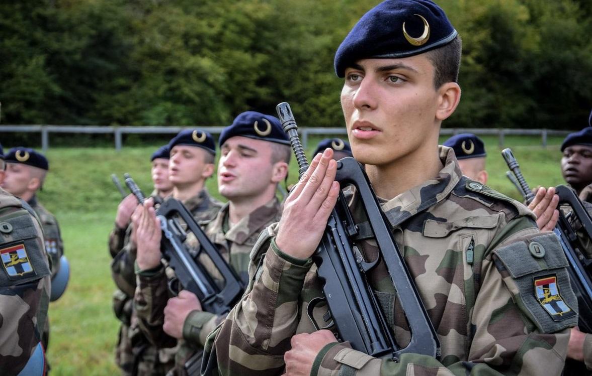 Soldats armée