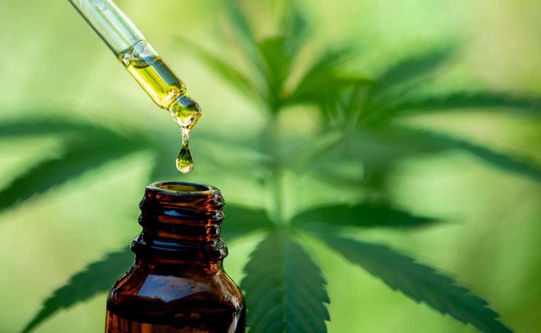 Cannabidiol huile